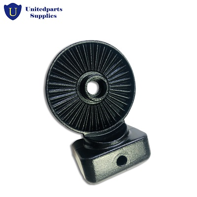 OEM aluminum welding die-casting parts-gear head flat