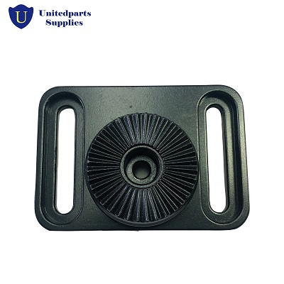 OEM aluminum welding die-casting parts-gear part square