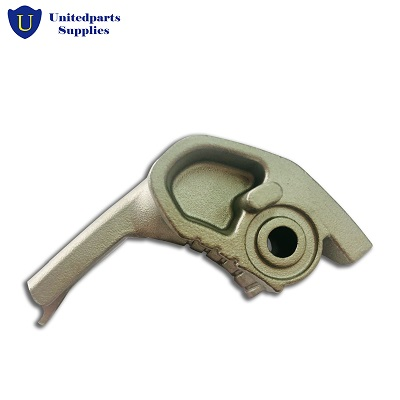 OEM stainless steel lost-wax casting parts / investment casting parts-L lever